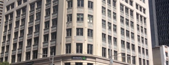 Woolworths is one of Volta ao Mundo oneworld: Sydney.