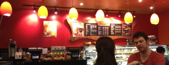 Gloria Jean's Coffees is one of Marina 님이 좋아한 장소.
