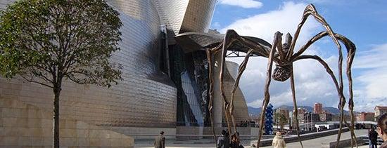 Museo Guggenheim is one of País Vasco.