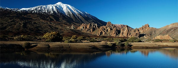Teide Nationalpark is one of Tenerife.