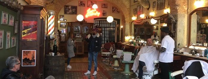 Figaro's is one of Orte, die Luís gefallen.
