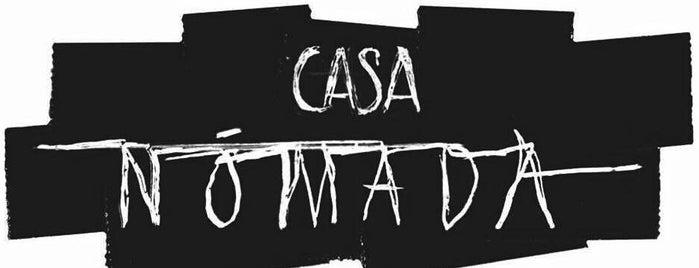 Casa Nómada - Galeria de Fotografía is one of Tempat yang Disukai ANGÉLICA BRACHO.