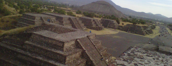 Zona Arqueológica de Teotihuacán is one of BON VIVANT SPOTS & PLACES!.