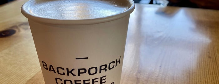 Backporch Coffee Roasters - Midtown is one of Bend.