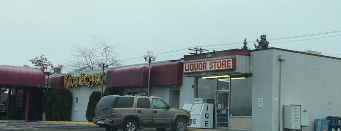 Northside Liquor Store is one of Portland.