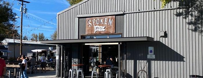 Spoken Moto is one of Bend.