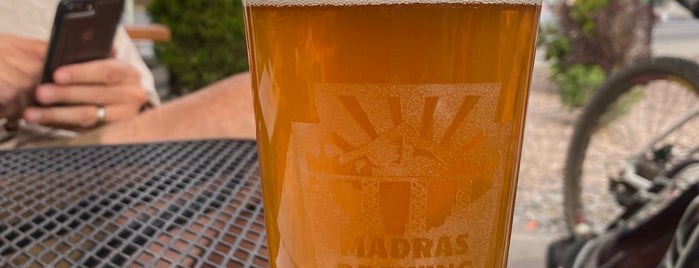 Madras Brewing is one of Northwestern Breweries.