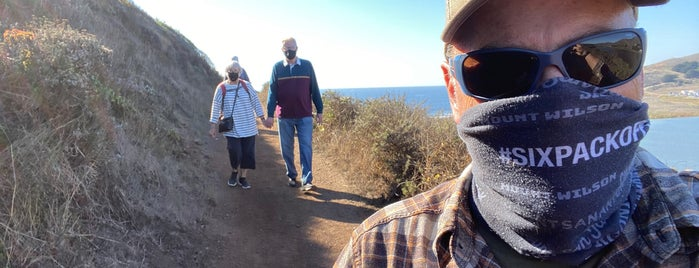 Marin Headlands Visitor Center is one of Outdoor Adventures.