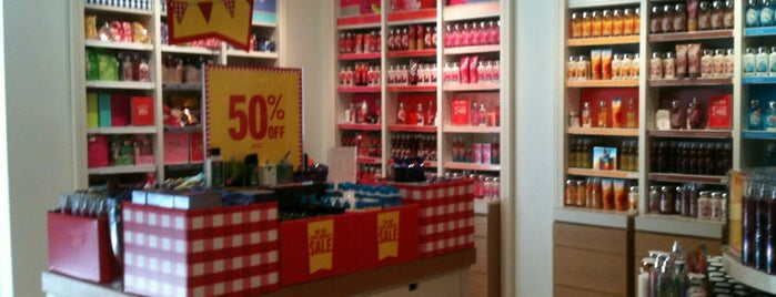 Bath & Body Works is one of places I recommend.