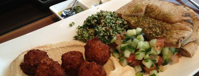Taïm Falafel and Smoothie Bar is one of NYC - Manhattan - Restaurants.