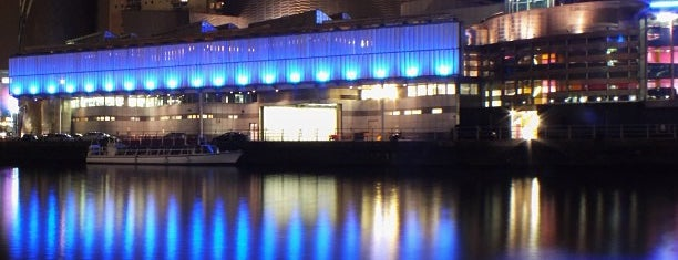 MediaCityUK is one of Manchester to-do.