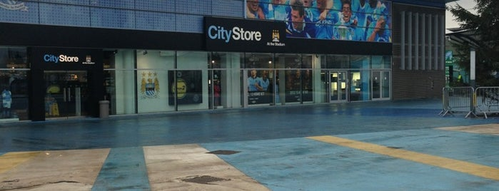 CityStore at the Stadium is one of Jumpers.