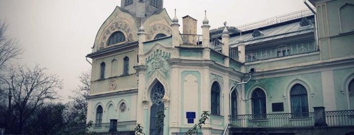 Парк Корсунь-Шевченківский (Музей ВВВ) is one of Tempat yang Disukai ᴡ.