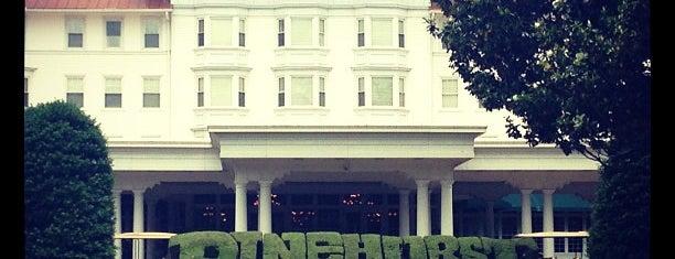 Pinehurst Resort & Country Club is one of North Carolina.