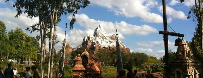 Expedition Everest is one of Walt Disney World.