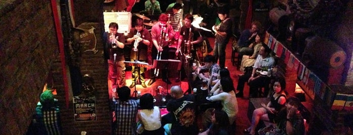 Saxophone Pub is one of BKK - REP - HKT.