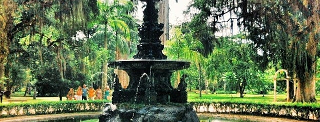Jardim Botânico is one of Rio.