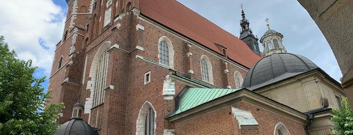 Bazylika Bożego Ciała is one of Orte, die Carl gefallen.