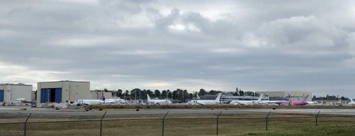 The Boeing Co. is one of Orte, die Manolo gefallen.
