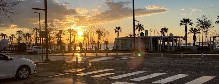 Lucky 13 Beach is one of Antalya.