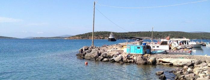 Ildırı Limanı is one of Çeşme-Alaçatı.