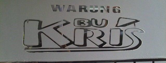 Warung Bu Kris is one of Elis : понравившиеся места.