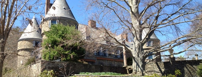 Grey Towers National Historic Site is one of National Recreation Areas.