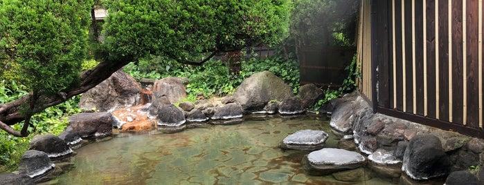 みかゑり温泉 is one of Locais curtidos por モリチャン.