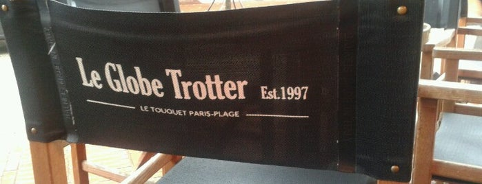 Le Globetrotter is one of Lugares favoritos de Arthur.