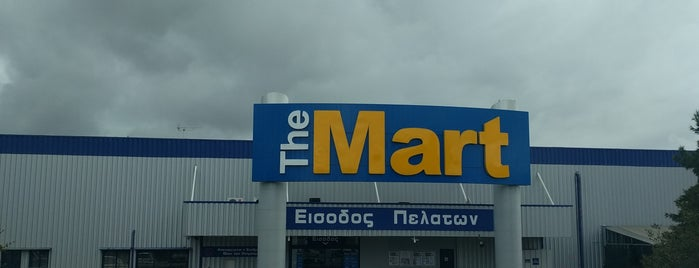 The Mart is one of Lugares favoritos de Φίλιππος.