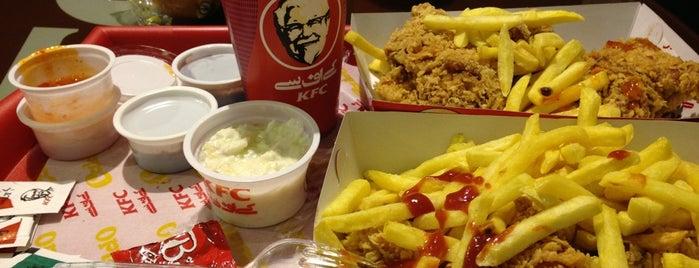 Iran KFC is one of Tehran.