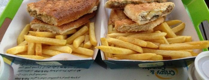 Bob's Fish & Chips is one of Locais curtidos por Qazal.