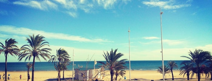 Gandia Beach is one of Marco's Liked Places.