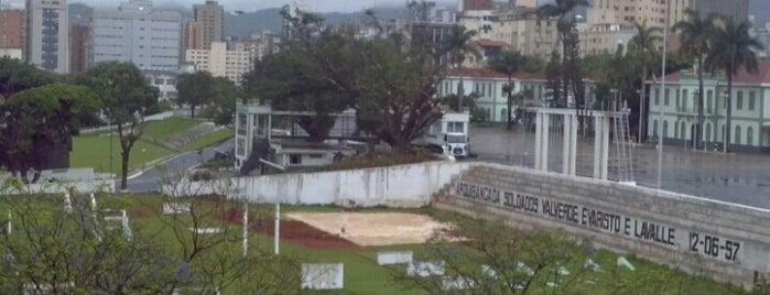 12° Batalhão de Infantaria do Exército (12 BI) is one of nao conheço.