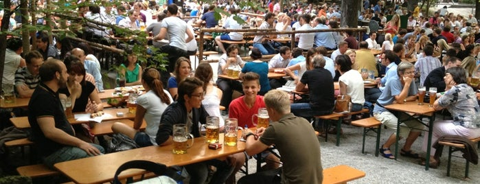 Augustiner-Keller is one of Munich Social.