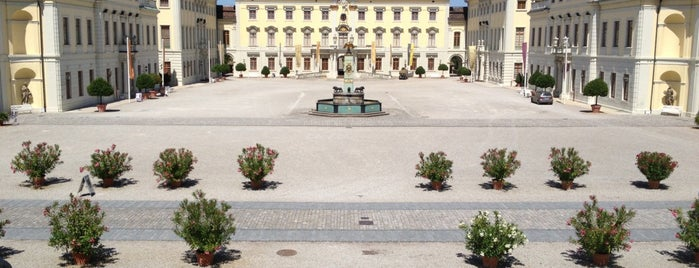 Residenzschloss Ludwigsburg is one of Locais salvos de medvedderevolatyn.