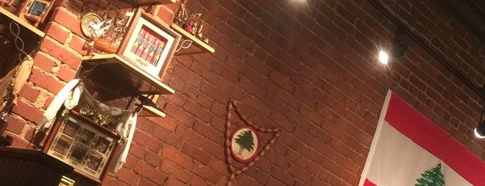 Cedars Lebanese Restaurant is one of Michael 님이 저장한 장소.