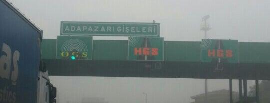 Sakarya - Bilecik Yolu is one of Birleşecek mekanlar.