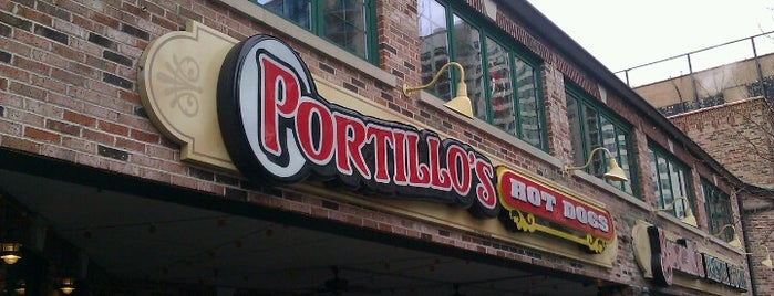 Portillo's is one of Chicago 2011.