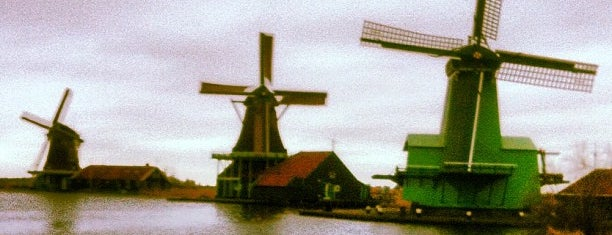Zaanse Schans is one of MY AMSTERDAM.