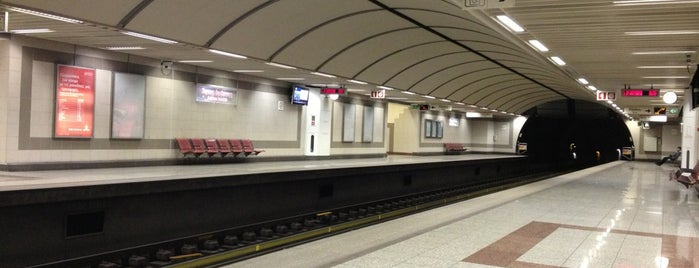 Aghios Ioannis Metro Station is one of Ifigenia: сохраненные места.
