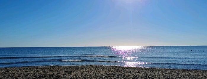 Южен плаж (South beach) is one of Kiten.