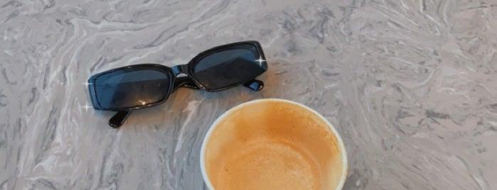 SWAY Coffee is one of Coffee shops | Riyadh ☕️🖤.