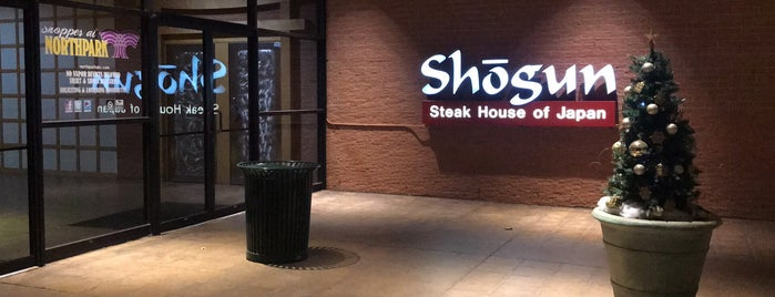 Shogun Japanese Steakhouse is one of Oklahoma.