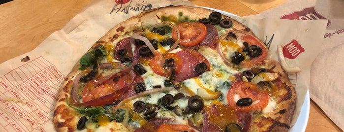 Mod Pizza is one of Miguel'in Beğendiği Mekanlar.