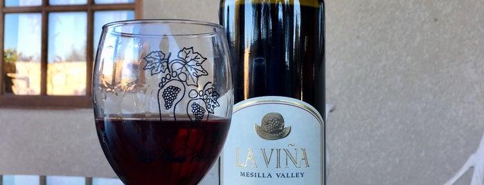 La Viña Winery is one of Wineglass.