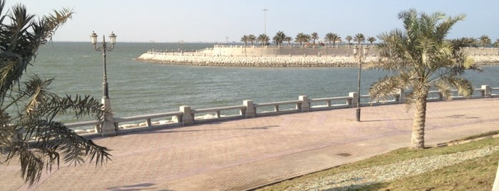 Dammam Seafront is one of Adam's Liked Places.