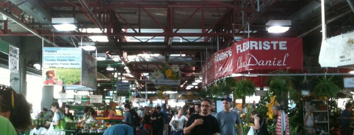 Marché Jean-Talon is one of Favorite Places on Earth.