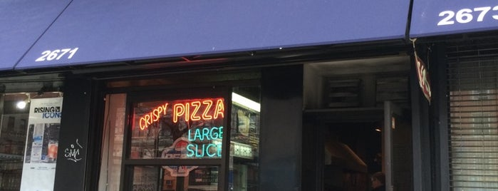 Sal & Carmine's Pizza is one of New York Gottas.