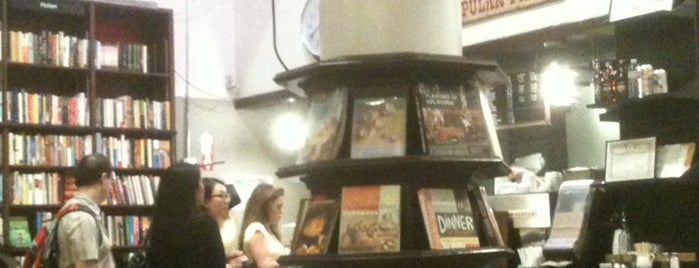 Housing Works Bookstore Cafe is one of Manhattan!.